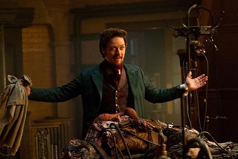 Victor: La storia segreta del dottor Frankenstein – Tony Stark Redux
