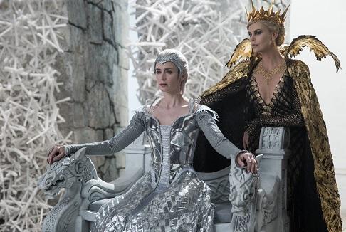 Il Cacciatore e la Regina di Ghiaccio: Sequel delle mie brame