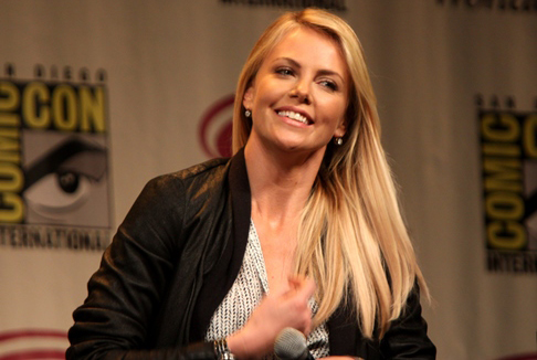 Charlize Theron cattiva in Fast and Furious 8