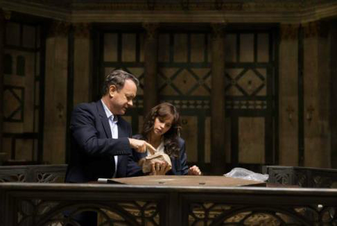 Inferno: il trailer italiano del film con Tom Hanks