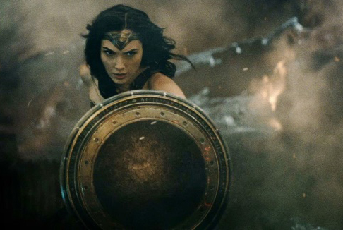 Wonder Woman: terminate le riprese