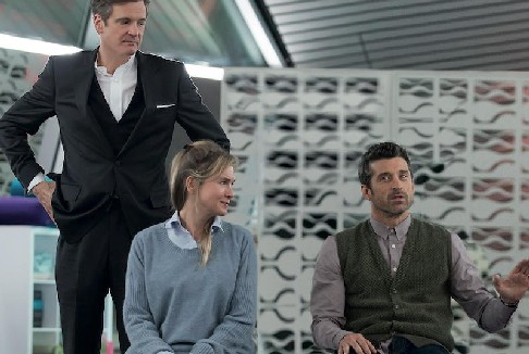 Il nuovo trailer italiano di Bridget Jones's Baby
