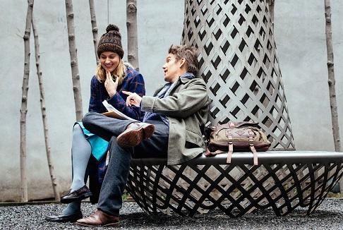 Il Piano di Maggie – A cosa servono gli uomini: Triangolo d'amore e di sorrisi