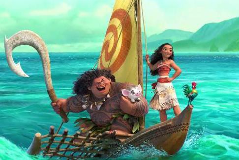Oceania: ecco il primo teaser trailer
