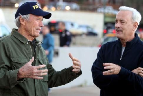 Online il primo trailer di Sully di Clint Eastwood con Tom Hanks