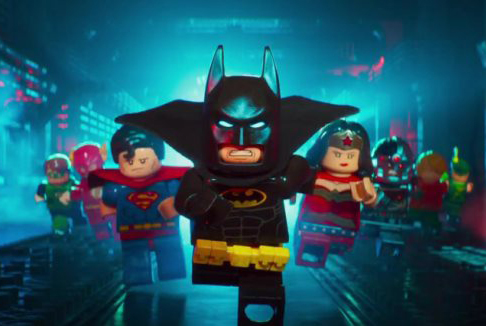 The Lego Batman Movie: ecco il trailer in italiano per il Comic-Con