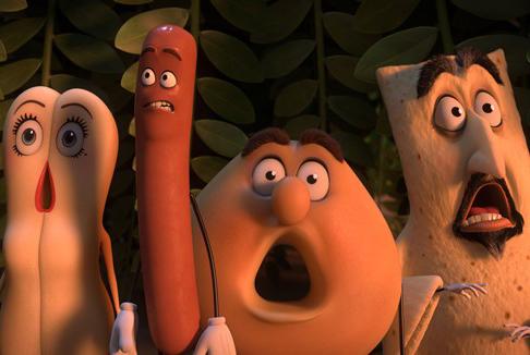 Sausage Party: il trailer in italiano