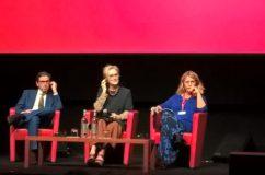 """RomaFF11, Meryl Streep: """"Continuo ad amare la recitazione. Ogni volta è come la prima"""""""
