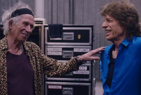 "Olé Olé Olé: A Trip Across Latin America: Il regista,""I Rolling Stones? Gli ultimi ribelli del rock"""