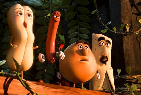 Sausage Party – Vita segreta di una salsiccia: #foodporn per adulti