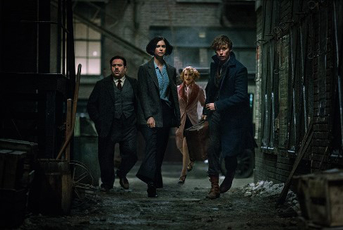 Animali Fantastici e dove trovarli: il nuovo mondo magico della Rowling