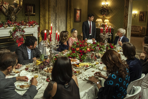 La Cena di Natale: il cliché è servito