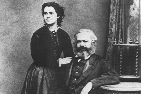 Love and Capital, la vita di Karl Marx diventa una serie