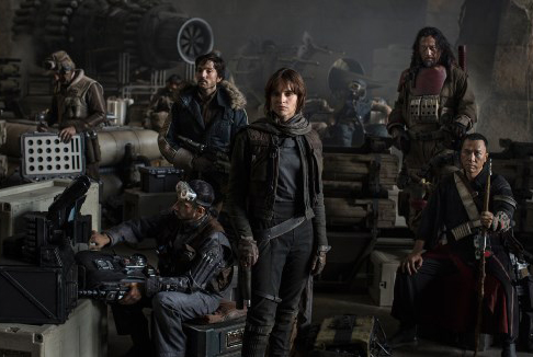 Star Wars Rogue One: un nuovo trailer internazionale