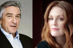 Juliane Moore e Robert De Niro, una serie all-star per Amazon