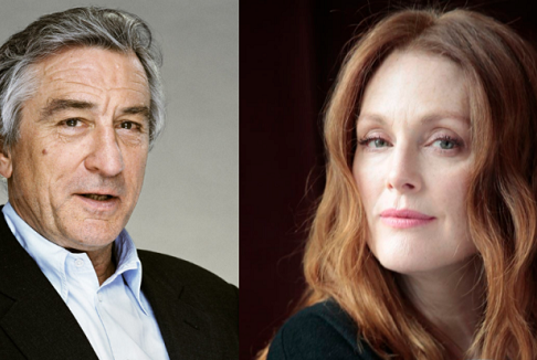 Juliane Moore e Robert De Niro, una serie all-star per Amazon