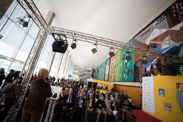 Moretti, Pif e non solo: c'è anche il cinema a Più Libri Più Liberi