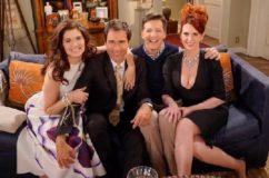 Dieci nuovi episodi per Will & Grace