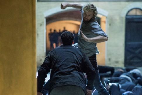 Iron Fist: il trailer della nuova serie Netflix