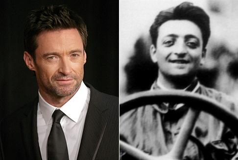 Hugh Jackman sarà Enzo Ferrari nel film di Mann