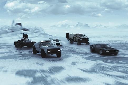Fast & Furious 8: Più veloci di tutto