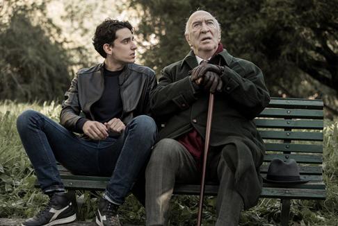 Tutto quello che vuoi: nonno, nipote, poesia e memoria