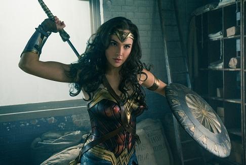 Wonder Woman: l'altro colore dei supereroi