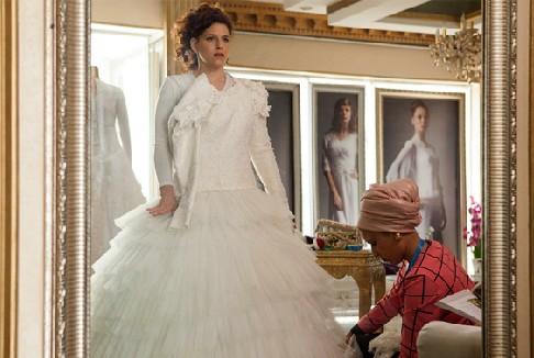 Un appuntamento per la sposa: della perseveranza
