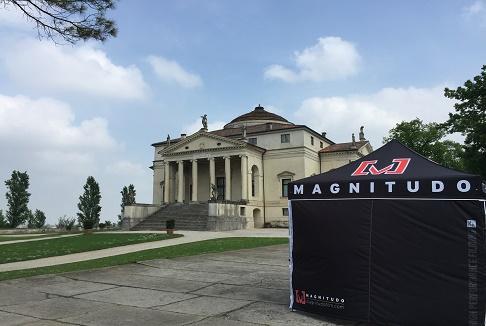 """Venezia74. Magnitudo presenta """"I palazzi del potere – Palladio, l'architetto del mondo"""""""