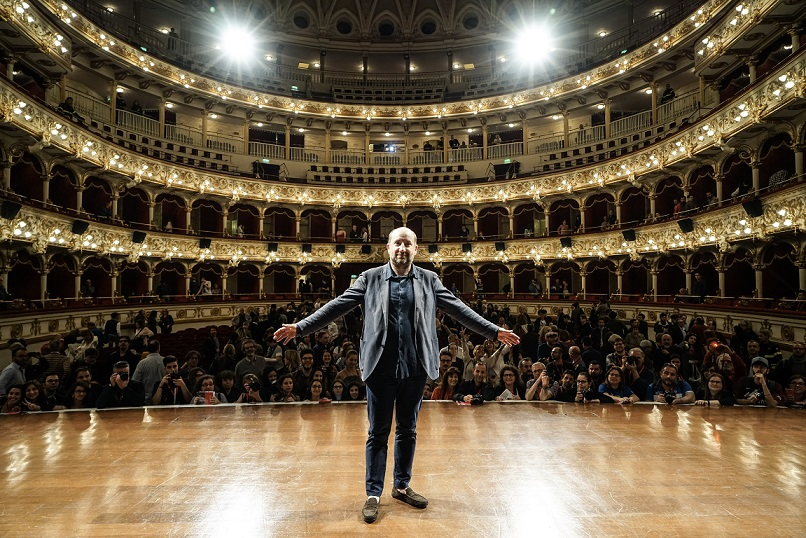 """Antonio Albanese al BiF&St: """"Meglio l'umorismo della satira politica"""""""