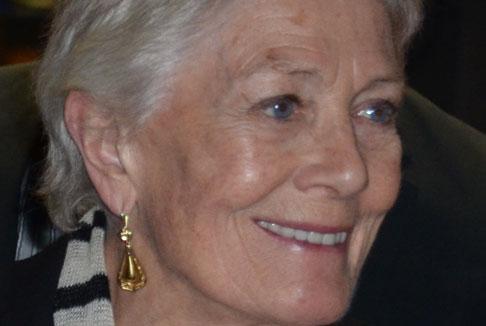 Venezia 75., Leone d'Oro alla Carriera a Vanessa Redgrave