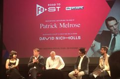 "David Nicholls presenta Patrick Melrose: ""Così ho 'fatto a pezzi' il romanzo di Edward St. Aubyn """