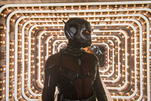 Ant-Man and the Wasp: Eroi piccoli piccoli