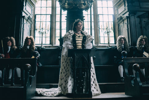 Venezia 75 – The Favourite: Spietato Lanthimos