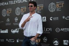 Bct, Giampaolo Morelli ospite al Festival del Cinema e della Televisione