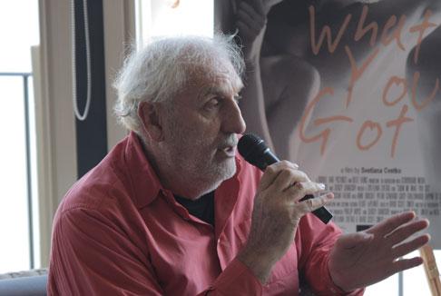 """Taormina, Phillip Noyce ai Cinecocktail: """"Porto al cinema la guerra e la storia d'amore tra i miei genitori"""""""