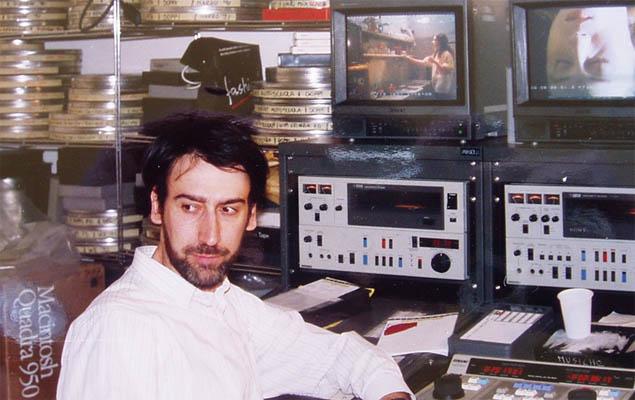Roberto Di Vito, un regista sui generis