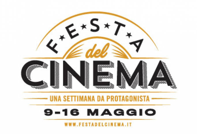 Festa del Cinema: dal 9 al 16 maggio a prezzo ridotto