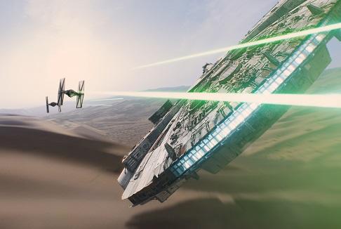 Star Wars – Il Risveglio della Forza: Nostalgia e non solo