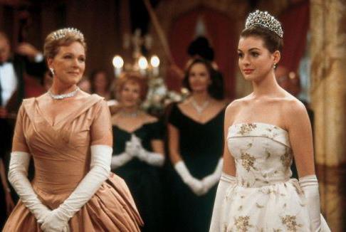 Pretty Princess 3: torna Anne Hathaway