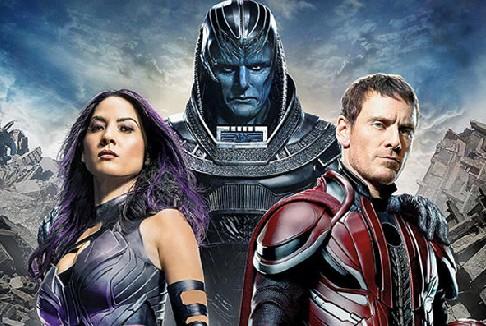 Online il trailer di X-Men: Apocalypse